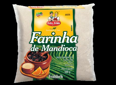 FARINHA DE MANDIOCA 500G