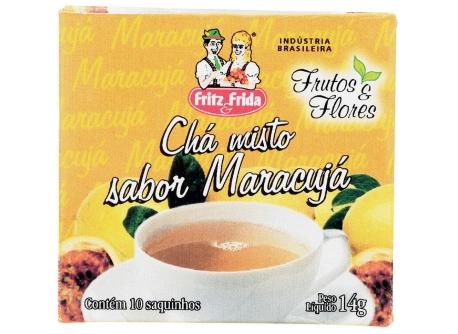 CHÁ DE MARACUJÁ 14G