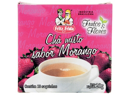 CHÁ DE MORANGO 20G