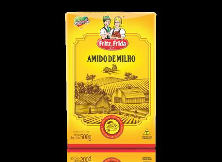AMIDO DE MILHO FRITZEFRIDA 500G