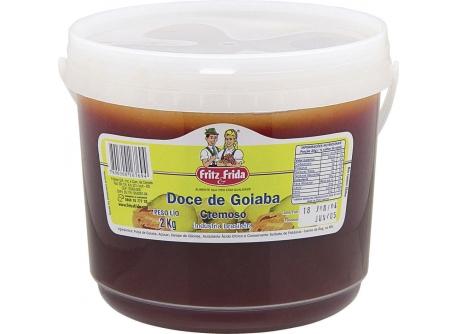 DOCE DE GOIABA 2KG