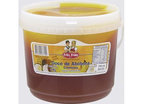 DOCE DE ABÓBORA COM COCO 2KG