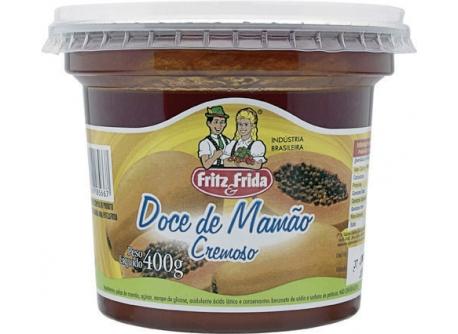 DOCE DE MAMÃO 400G