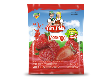 REFRESCO DE MORANGO 30G