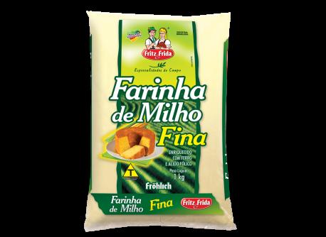 FARINHA DE MILHO FINA 1KG