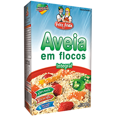 AVEIA FLOCOS INTEGRAL 250G