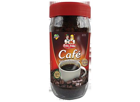 CAFÉ SOLÚVEL 200G