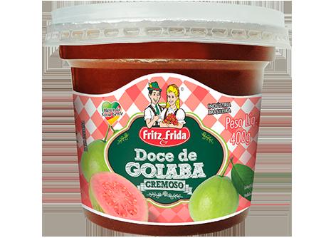 DOCE DE GOIABA 400G
