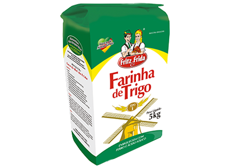FARINHA DE TRIGO 5KG