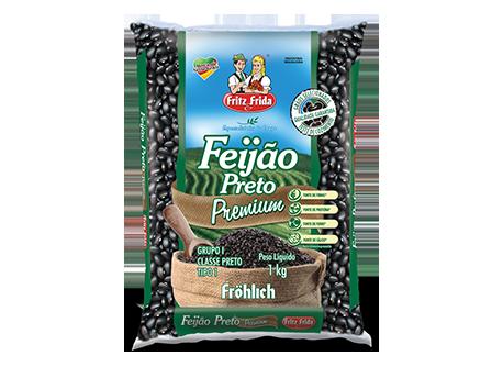 FEIJÃO PRETO PREMIUM 5KG