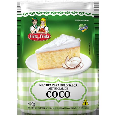 MISTURA PARA BOLO DE COCO 400G