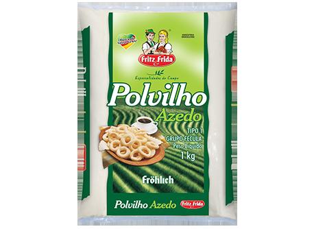 POLVILHO AZEDO 1KG