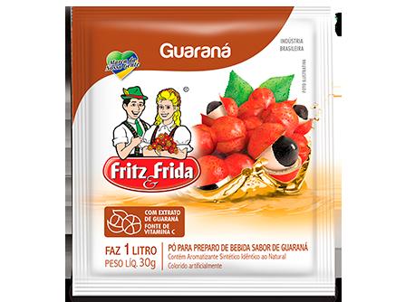 REFRESCO DE GUARANÁ 30G