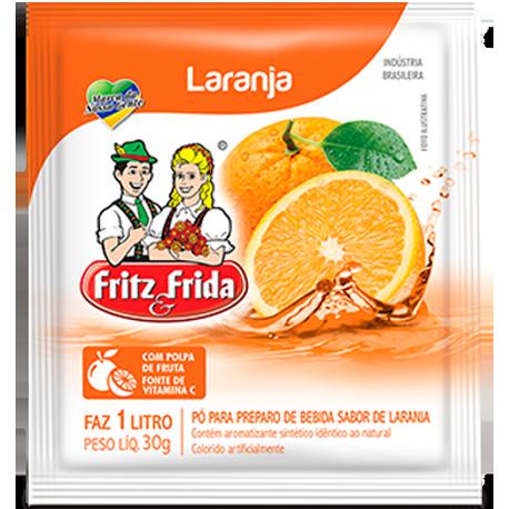 REFRESCO DE LARANJA 30G