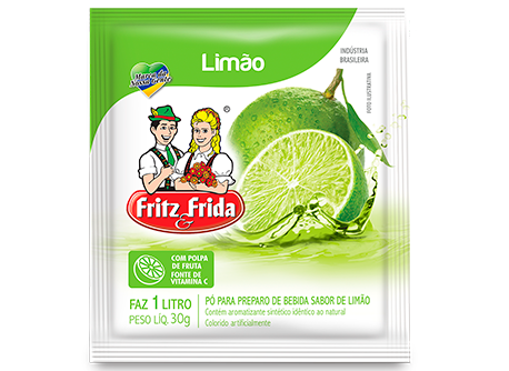 REFRESCO DE LIMÃO 30G