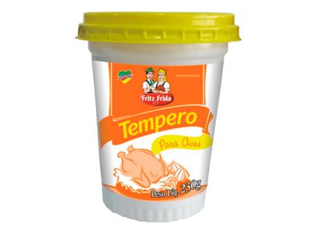 TEMPERO COMPLETO PARA AVES 230G